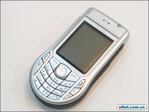 3G新生霸王龙诺基亚百万像素手机6630评测