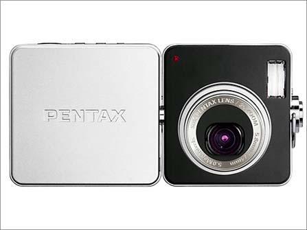 展现诱人身姿6款最具个性数码相机导购