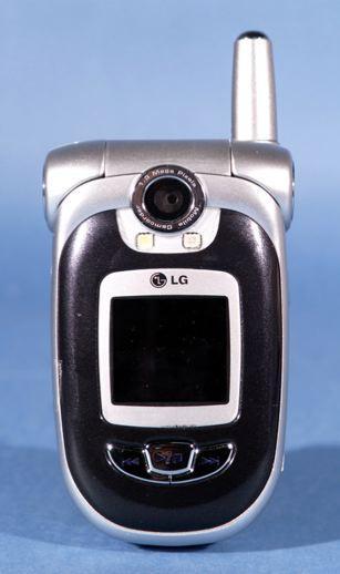 LG百万像素蓝牙高速手机VX8100再现身(图)