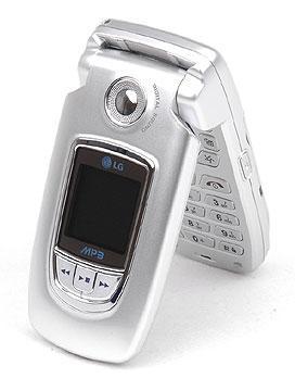 非常声色LG折叠CDMA手机C930精彩评测