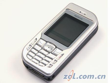 性能最好的S60手机--诺基亚6670详细测评