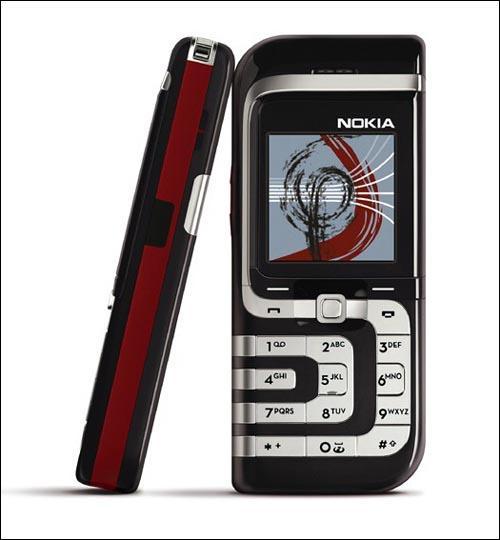 绝色倾城诺基亚口红手机7280清晰图赏