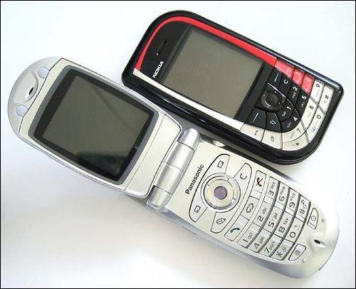 Symbian智能时尚机松下最新X700简要评测(8)