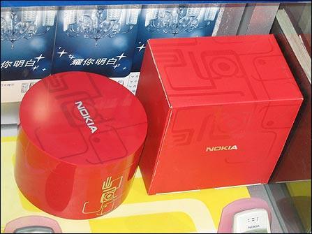 购机注意诺基亚全线促销赠送MM专用礼品