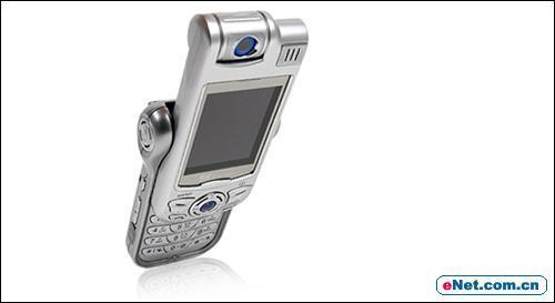 百万像素+数字指南针泛泰最新手机S6500秀