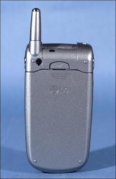 非同寻常LG首款百万像素3G手机U8380谍照