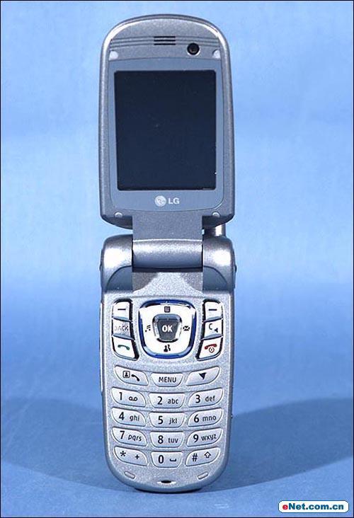 LG发布3G百万像素MP3手机U8380(图)