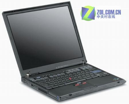 强悍:IBM推出Sonoma旗舰笔记本T43