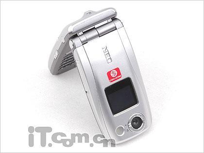 非同凡想NEC二百万像素手机N840抢先评测(6)