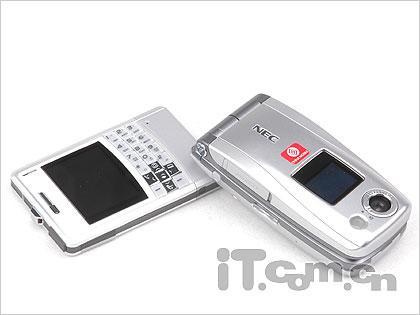 非同凡想NEC二百万像素手机N840抢先评测(12)