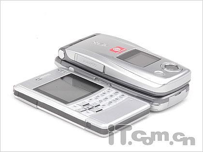 非同凡想NEC二百万像素手机N840抢先评测(14)