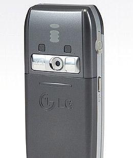 LG在欧洲推出古朴简约风格拍照直板机L341i