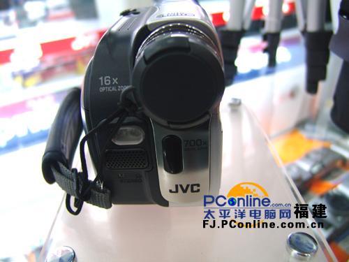 [福建]一次送个齐JVC数码摄象机大送礼