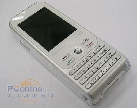 谁与争锋萨基姆舰型智能手机myX-8到货