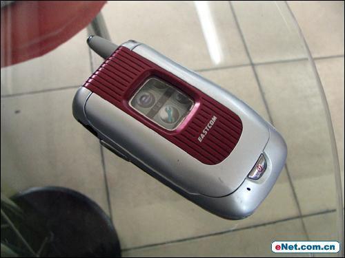 玩得起的PDA手机东信ES1008仅售2250元