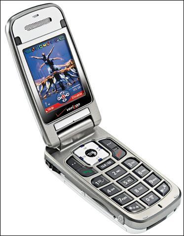Verizon发布一款百万像素3G手机CDM8940