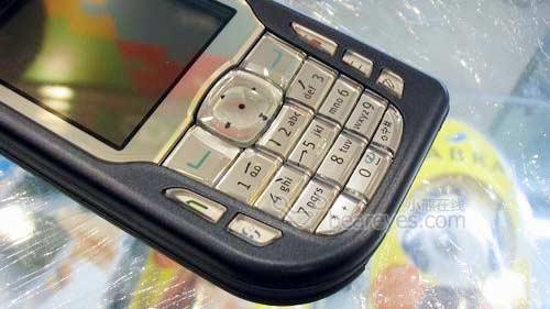 智能强机诺基亚百万像素手机6670到货(图)