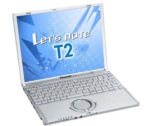 松下Let'snote笔记本电脑春季新品不新