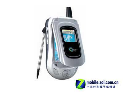 国产双模智能手机酷派858上市售价5500元