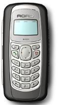 绝杀诺记9500200W像素触摸屏全键手机问世