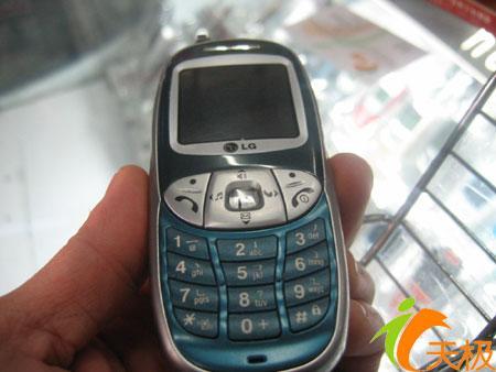 售价仅680元LG直板CDMA手机C630绝对超值