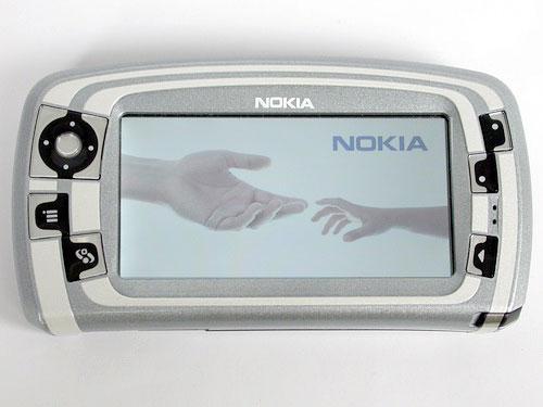 王者出世诺基亚超大屏幕智能手机7710评测