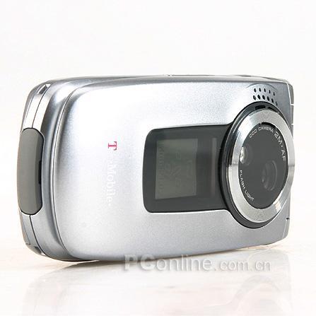 夏普200万像素自动对焦手机TM200真机图赏