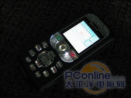 混音天王飞利浦拍照手机535只要1500元