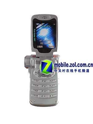 国货原装!首款300万像素国产手机即将上市