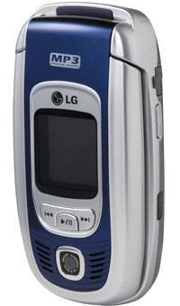 流行与实用新典范LG推出蓝色魅力机F1200