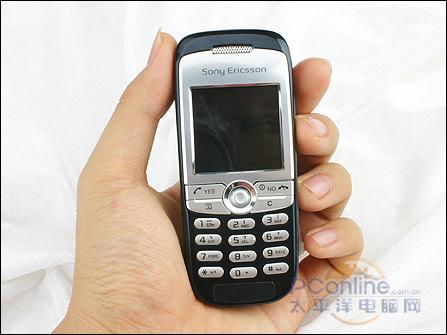 廉价手机真功夫索爱直板J200c降价100元