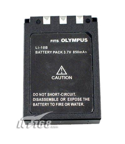注意奥林巴斯数码相机锂离子电池真伪辨析