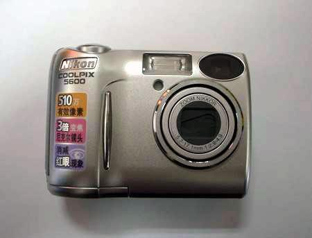 新款数码相机尼康5600低价登录中关村