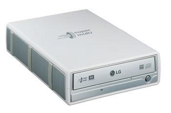 CeBIT2005LG发布顶级LS技术刻录机