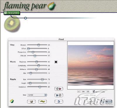 惊艳:2004年度十大Photoshop滤镜赏析