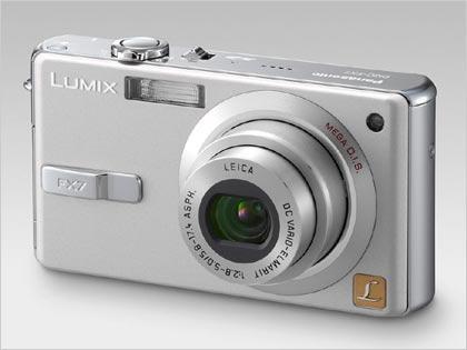 时尚与性能兼顾主流中端数码相机集中导购