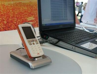 索爱Walkman手机诱人W800桶形包装抢先看