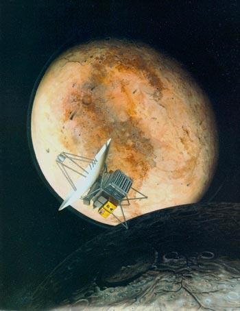 太阳系曾经最遥远的行星--冥王星(组图)