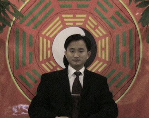 国际周易发展应用研究院院长董易林老师(图)