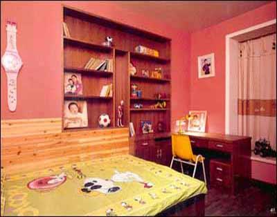 狮子座儿童温馨小屋(图)