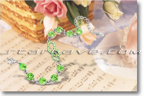 天秤座多姿手链时季轻舞(组图)