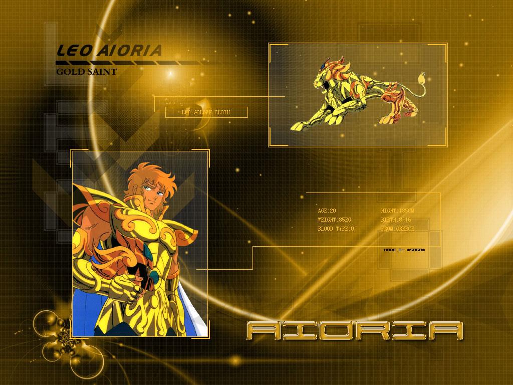 十二星座黄金圣斗士壁纸图片