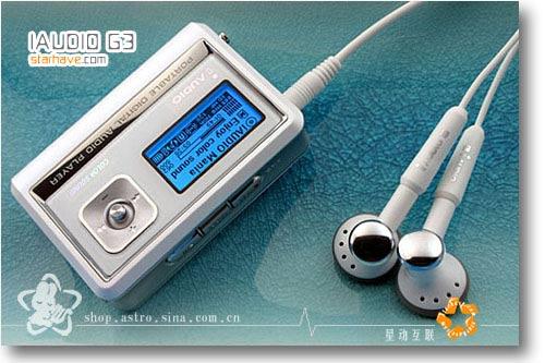 处女座时尚MP3优价精选(组图)