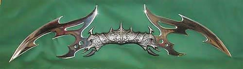 天蝎座仙剑兵器谱(组图)
