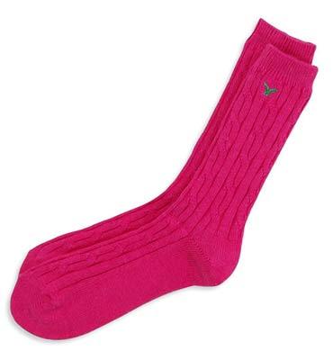 送给金牛座的圣诞糖果袜子(组图)