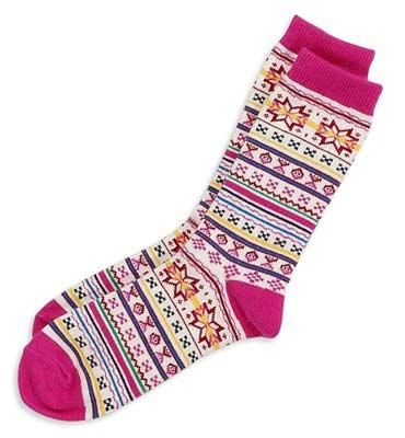 送给处女座的圣诞糖果袜子(组图)
