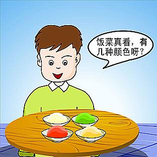 宝宝吃饭了(2)