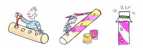 手工乐器小制作方法
