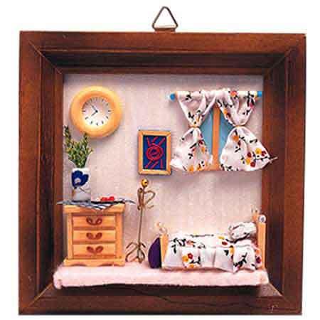 组图:DIY时尚可爱小屋