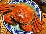 悦享有机轻生活之蒸螃蟹
